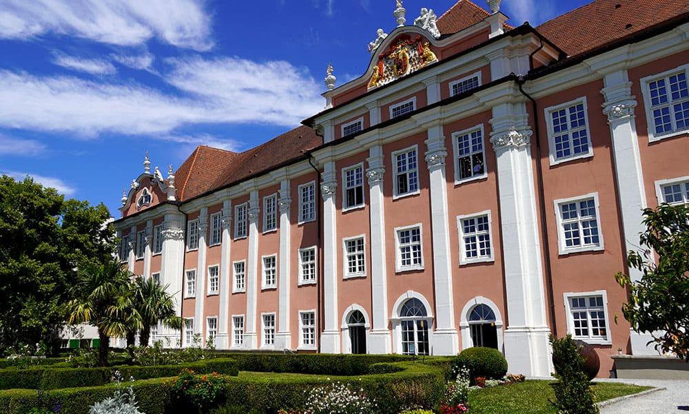 Das Neue Schloss Meersburg