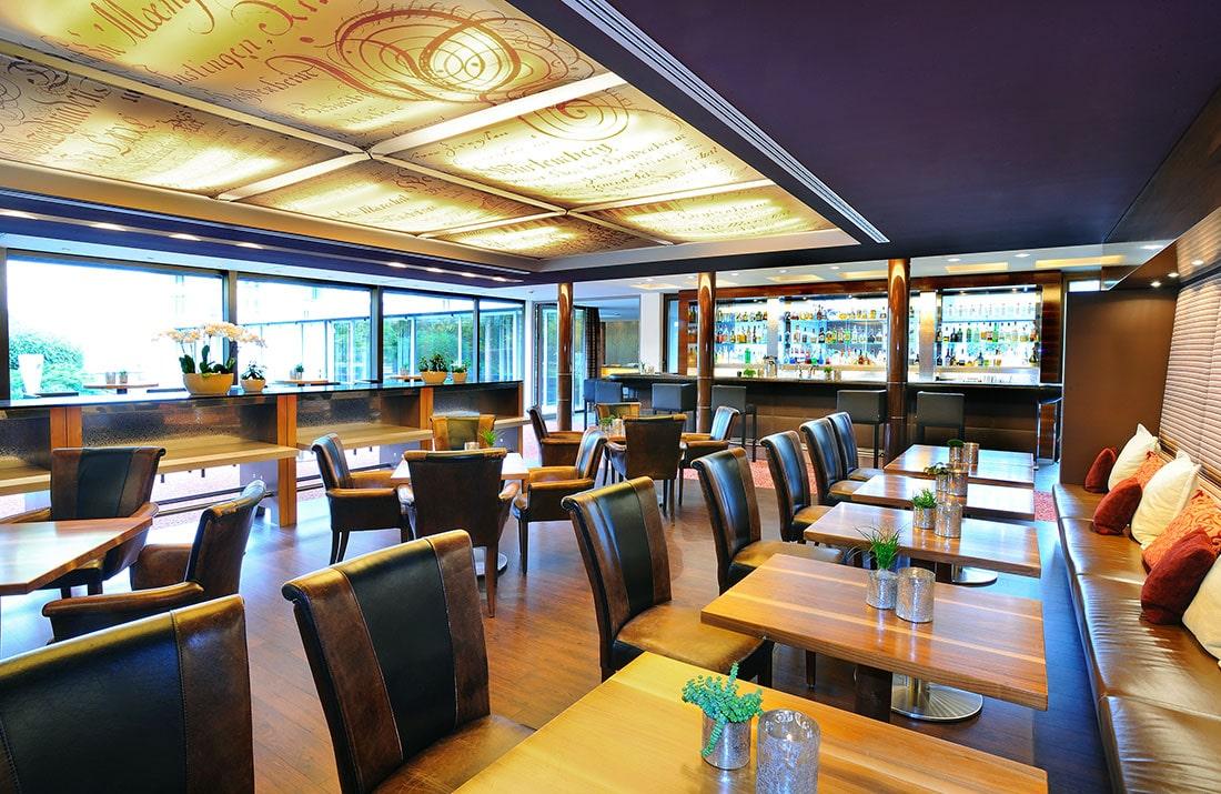 Restaurant des Schlosshotel Monrepos