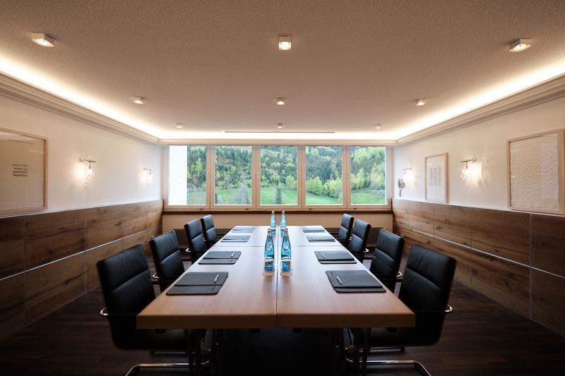 Konferenzraum der Traube Tonbach