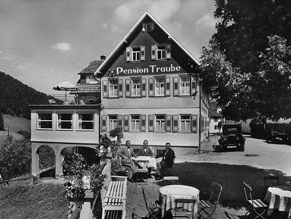 Stammhaus Traube Tonbach