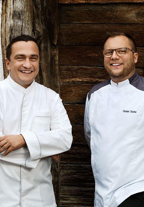 Florian Stolte und Torsten Michel